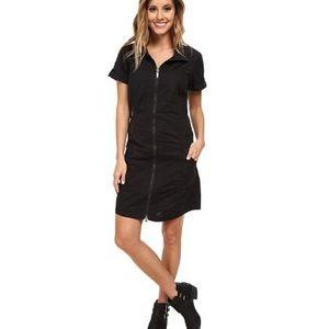 Bench full zip black dress